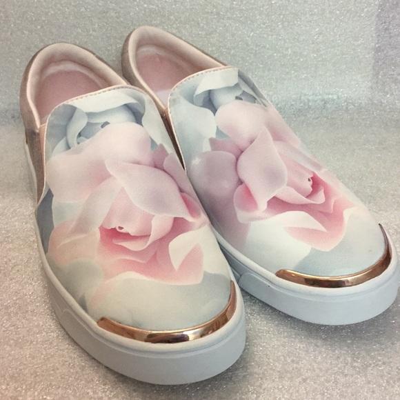 219e8d1cd9382 Ted Baker London Heem Porcelain Slip-On Sneaker